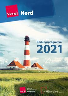 Bildungsprogramm 2021 des Landesbezirks Nord